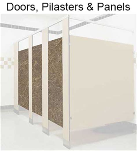 bathroom partition panels bathroom dividers in various materials free shipping