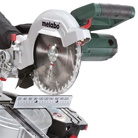 Kgs 216 M 6652 by Metabo Kgs216m Metabo 216mm Mitre Saw