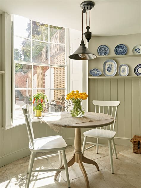 sussex vibrant family home french country dining room