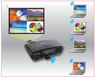 Wps Projector optoma wps