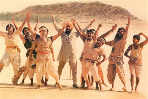 biography of film lagaan 8 bollywood movies inspired by cricket lights camera and