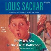Theres A Boy In The Bathroom by Bullying Audiobooks For Conversation