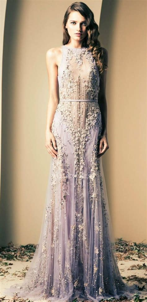 how to bead a gown lavender beaded lace evening gown evening gowns