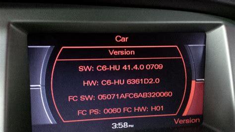 Audi Mmi Software Update by Mmi 2g Software Update Audiworld Forums