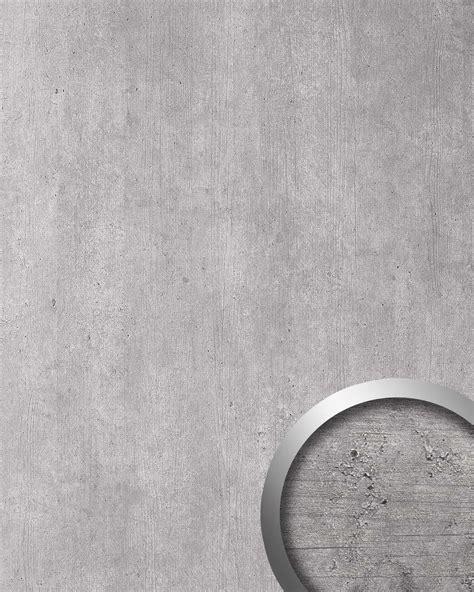 dekor wandverkleidung wandpaneel beton optik wallface 19091 cement light stein