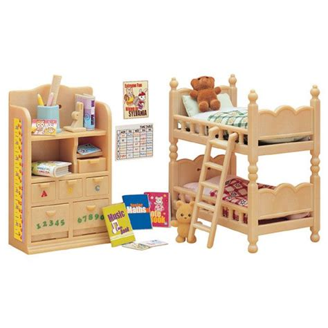 Calico Critters Bedroom Set by 502 Best Calico Critters Images On Sylvanian