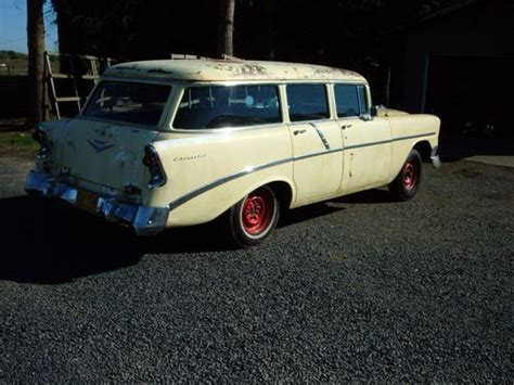 buy used 1956 chevrolet 210 station wagon in forest grove
