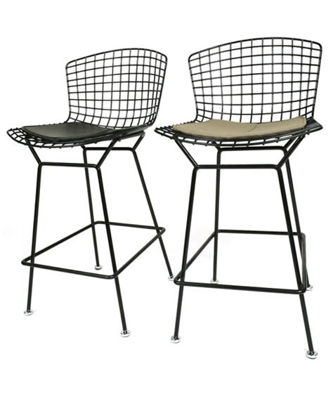 Bertoia Bar Stools by 8 Bertoia Bar Stools Modern Furniture