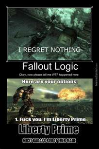 Funny Fallout Memes - fallout 3 in a nutshell by sergiocast345 meme center