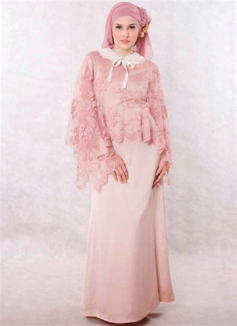model brukat pesta model baju pesta muslim