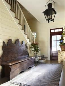 Great Entryways Get The Look Benches In The Entry Artisan Crafted Iron