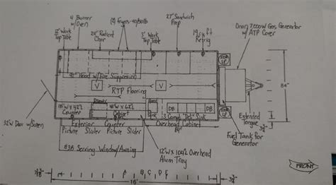 wiring diagram for concession trailer wiring automotive