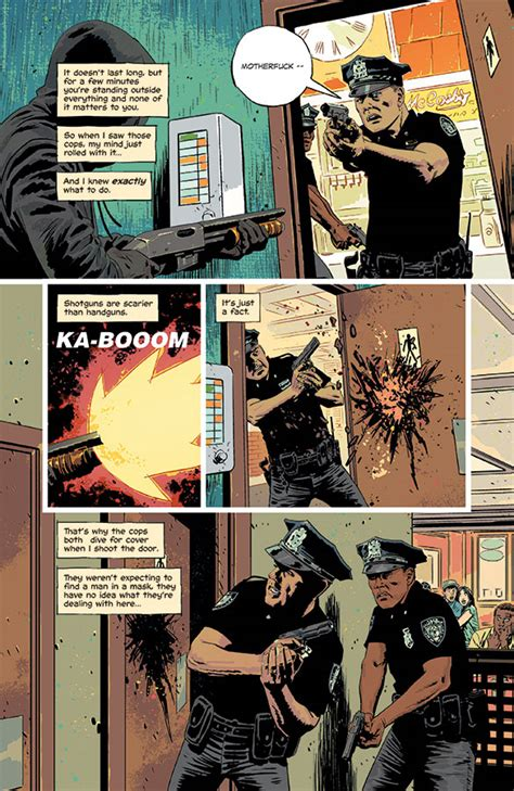 Kill And Be Killed kill or be killed 6 releases image comics
