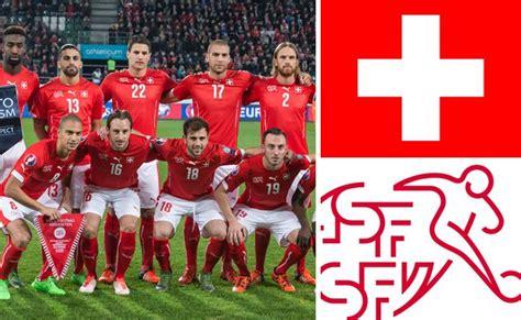 em kader und team portrait der schweiz bei der 2016