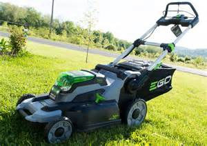 ego 56v cordless lawn mower review