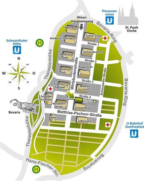 Audi Werk Ingolstadt Plan by Stiftl Oktoberfestzelt 187 Zum Stiftl 171 Lage Und Lageplan