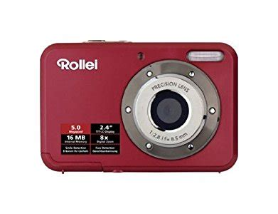 rollei compactline 52 digital camera : a good value for