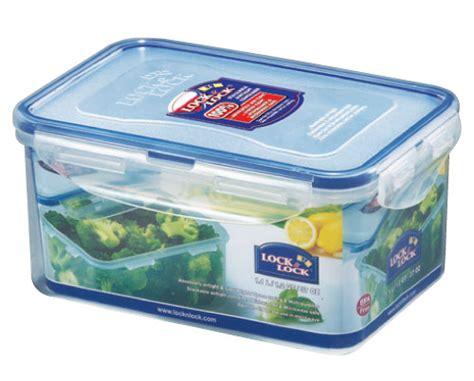 Lock N Lock Hpl 836 Rectangular Food Container 55l Tempat Kamera hpl 815d