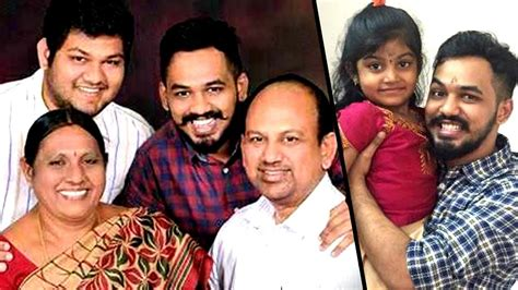 actor aadhi brother hip hop tamizha adhi family photos with parents brother