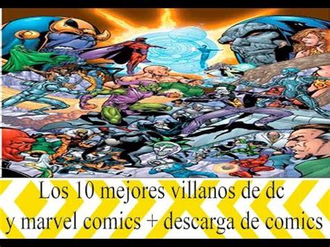 los 5 mejores villanos de dc comics hero fist los 10 mejores villanos de dc y marvel descarga de