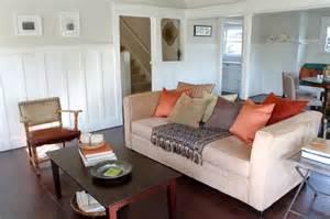 Modern craftsman living room eclectic living room los angeles