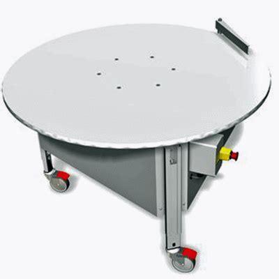 tavola rotante tavola rotante rulliere di trasporto imballaggi service