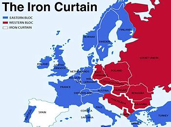 iron curtain location the cold war on emaze