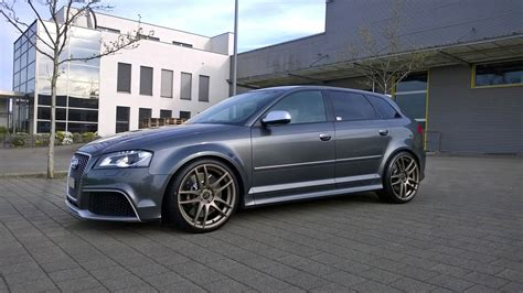 Audi Rs3 Kw by Audi Rs3 8p Equipped With Barracuda Shoxx Wheels And Kw