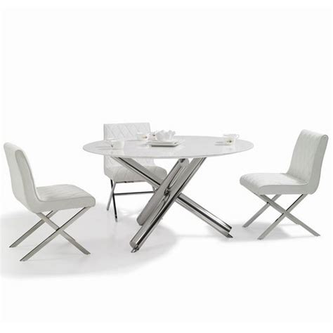 folding white dining table design id 7023577