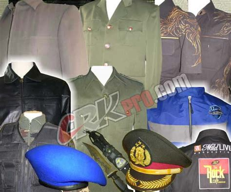 Psr Bhayangkari Ykb Bahan Kain Seragam penjahit konveksi tailor pakaian baju seragam dinas baju pdh baju pdl pdu psl psh psr
