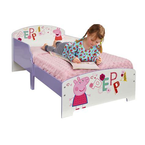 toddler character bed kids toddler junior character beds mattress option