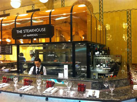 the steak house harrods the steakhouse london by the glass 174