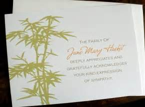 free sympathy thank you notes after funeral anouk