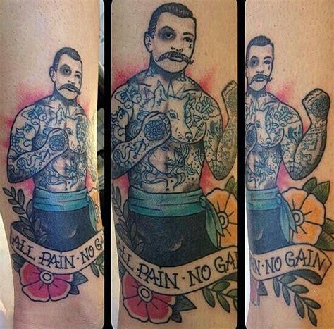 tattoo no pain no gain no pain no gain fighter tko tattoos pinterest