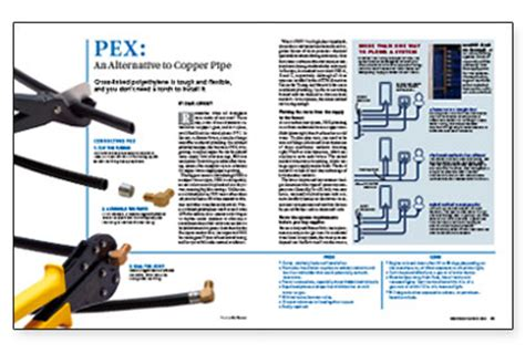 Pex Plumbing Disadvantages by Pex An Alternative To Copper Pipe Homebuilding