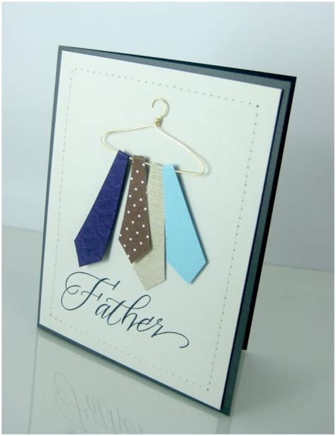 Handmade Cards For Dads Birthday - diy fathers day card ideas 2015