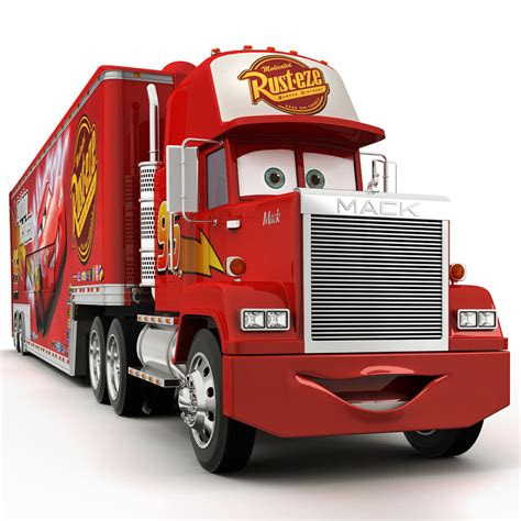 vehicle completed mack truck from disney pixar cars gta5 mods forums