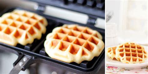cara membuat kue waffle about alifiani cara membuat waffle original