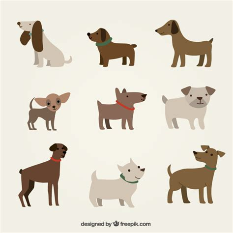 puppy vector dogs illustration vector free