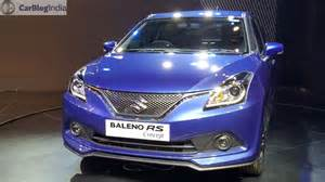 maruti launch new car upcoming new maruti cars in india in 2016 2017 new