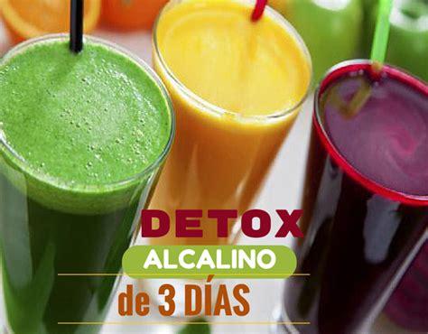 Detox Liquido 3 Dias detox alcalina de 3 d 237 as ayuno de l 237 quidos the food
