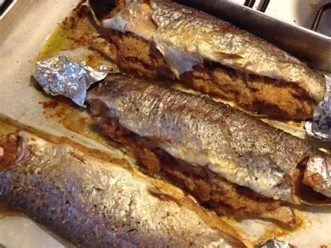 cucinare le trote al forno trota salmonata mamma che buono