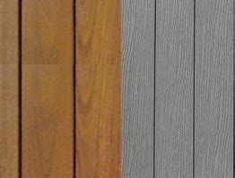 Home Decorating Colors Wood Vs Composite Decks