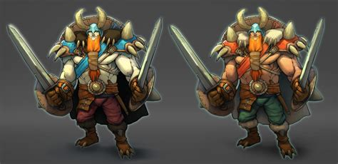 viking colors by marcbrunet on deviantart