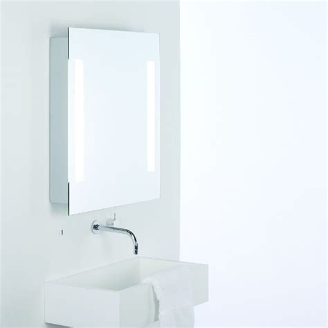 Bathroom Lighting Centre Astro 0360 Livorno Illuminated Mirror Cabinet Ip44 Bathroom Mirror Cabinet Bathroom Lighting