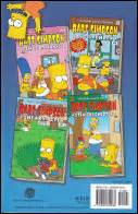 Big Brilliant Book Of Bart the simpsons archive simpsons comic reprint collections