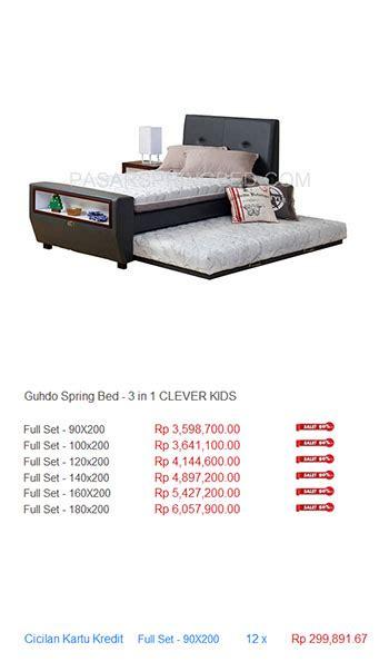 Matras Guhdo harga guhdo bed harga bed termurah di