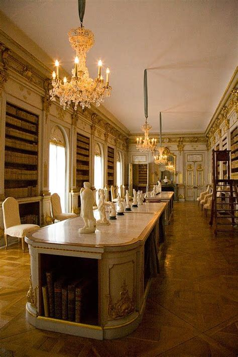 Drottningholm Palace Interior by