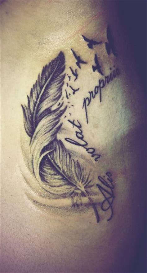 feather tattoo vorlagen 19 besten federn bilder auf pinterest federn feder