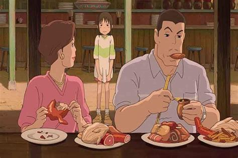 anime film where parents turn into pigs spirited away 2001 delving into the magical world of